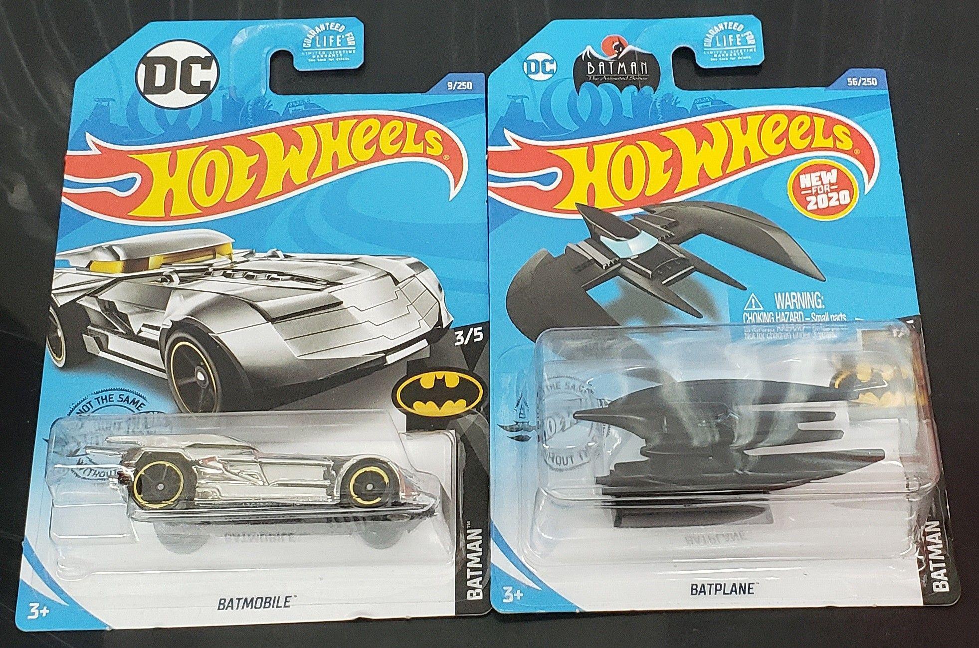 Hot Wheels Batman 2020 In 2020 Batman Batmobile Hot Wheels