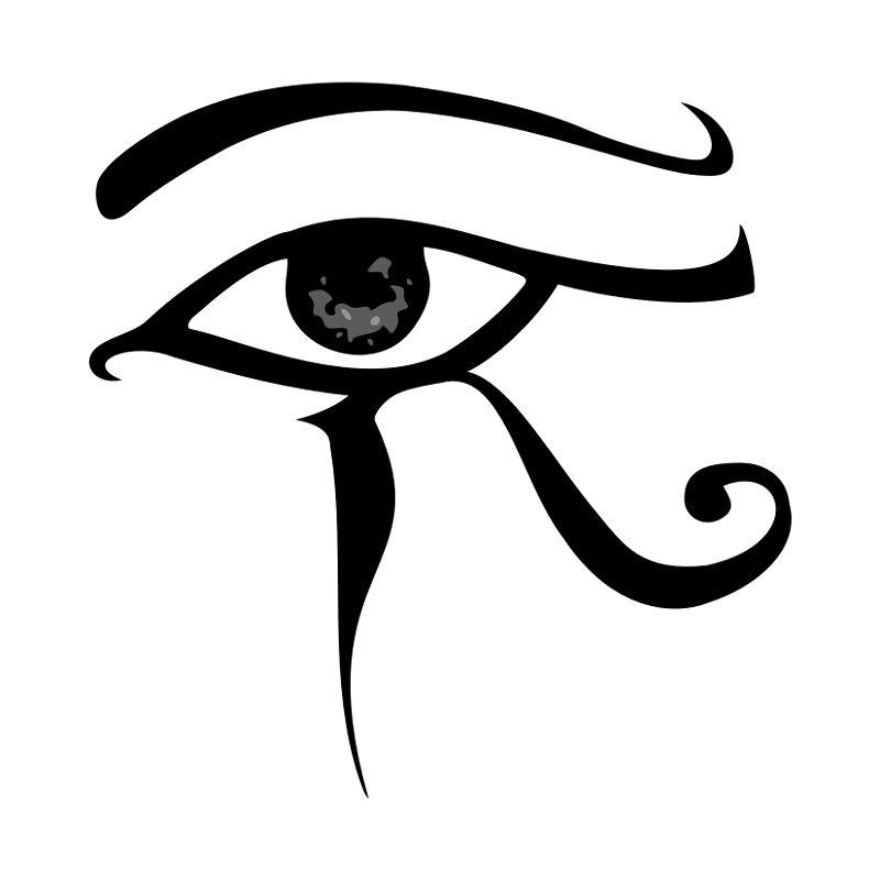 Eye of Horus by atlame deviantart com on @DeviantArt