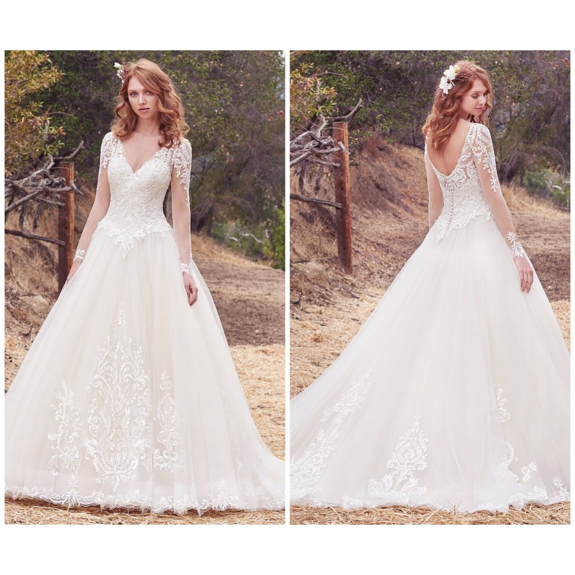 Plus size wedding dress designers  Maggie Sottero  Size  in store  Plus Size Wedding Gowns All