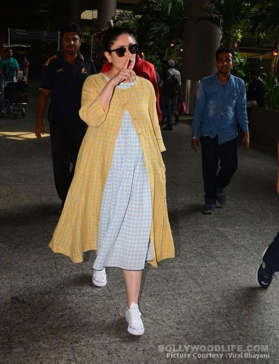 Kareena Kapoor Khan on | Trendy maternity dress, Clothes ...