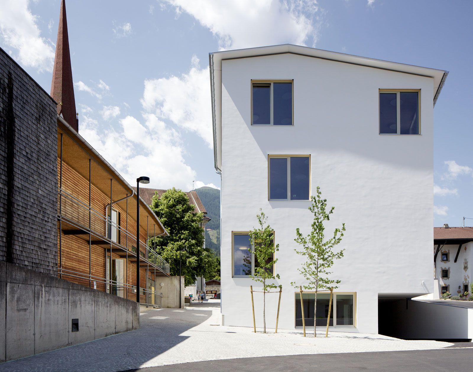Suche Architekten haus für kinder inzing suche jakob haus für