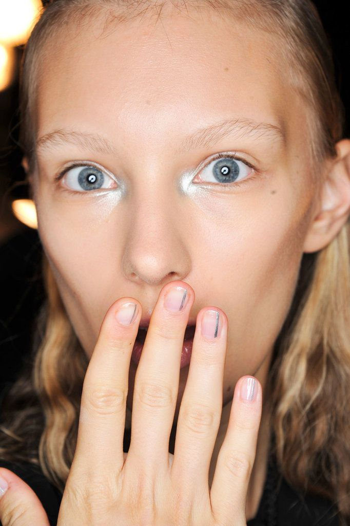 Christian Siriano Spring 2016 | Nail trends spring 2016, Nail trends ...