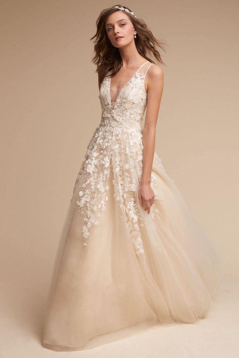 Wedding dresses used  Image result for romantic whimsical wedding dresses  Wedding