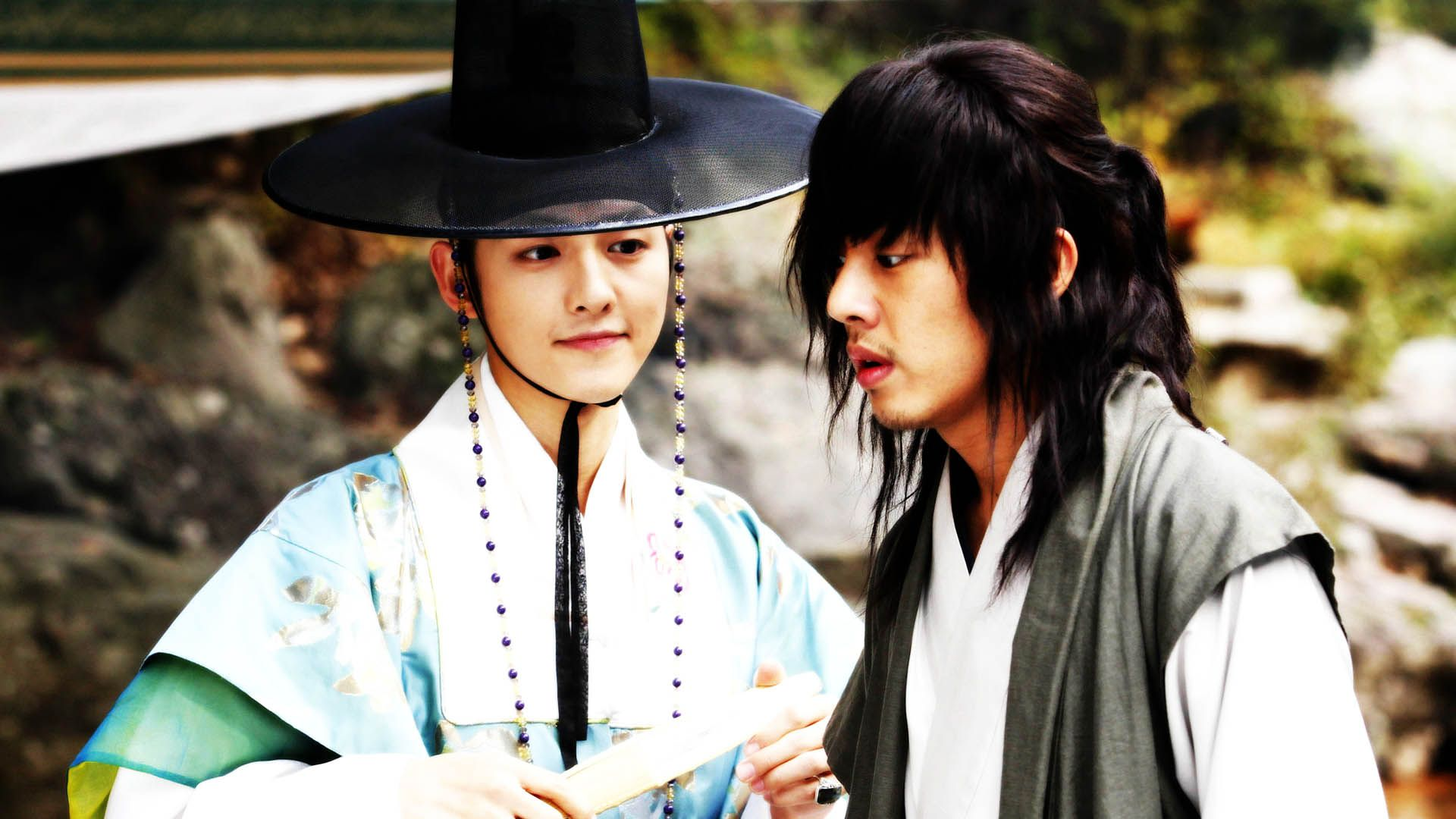 Sungkyunkwan Scandal - korean-dramas Wallpaper