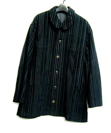 Yohji Yamamoto POUR HOMME コーデュロイ丸襟ジャケットJKT_画像1
