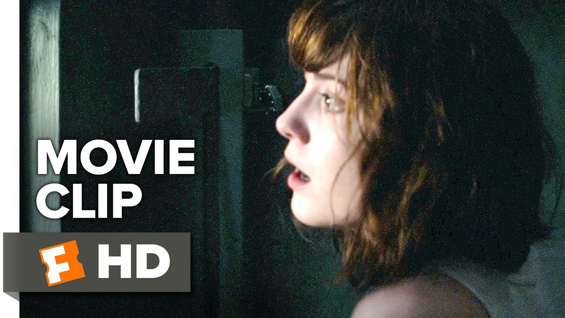 10 Cloverfield Lane Movie CLIP - Do Not Let Her In (2016) - Mary Elizabe...