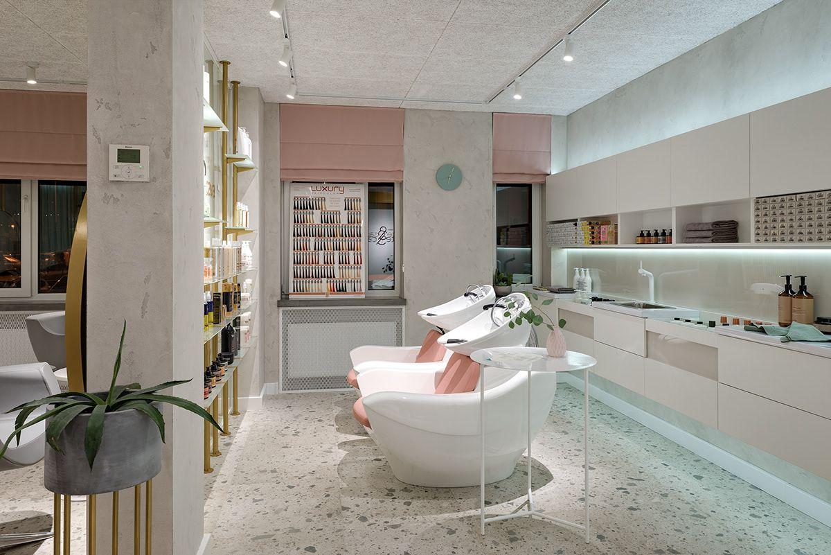 Arte Furniture Showroom Yerevan Cute Cava On Behance Spa In 2019 Beauty Salon Decor Beauty