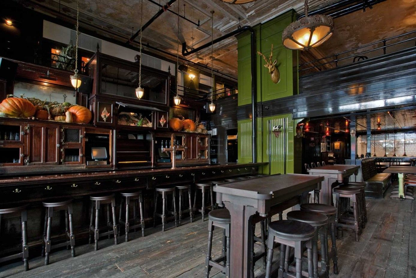 The Breslin Bar And Dining Room 1000 Images About Bar Interiors On Pinterest Woodsman Tavern