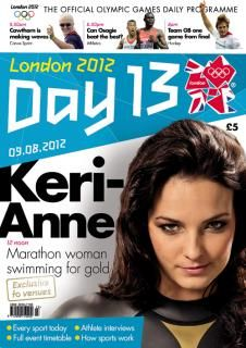 Official London 2012 Daily Programmes