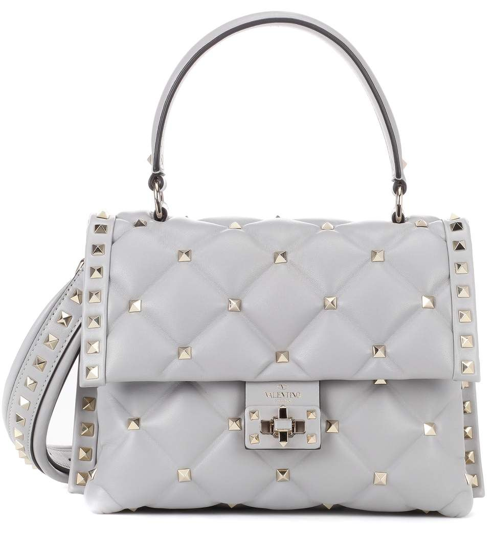 Valentino Valentino Garavani Candystud shoulder bag Pictures Free Shipping Ebay Clearance Online Shopping Online Sale Online New Arrival ycRxXKh