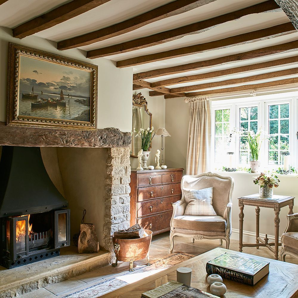 Amazing French Country Cottage Decor 31 Cottage Living Rooms Country Cottage Decor French Country Living Room