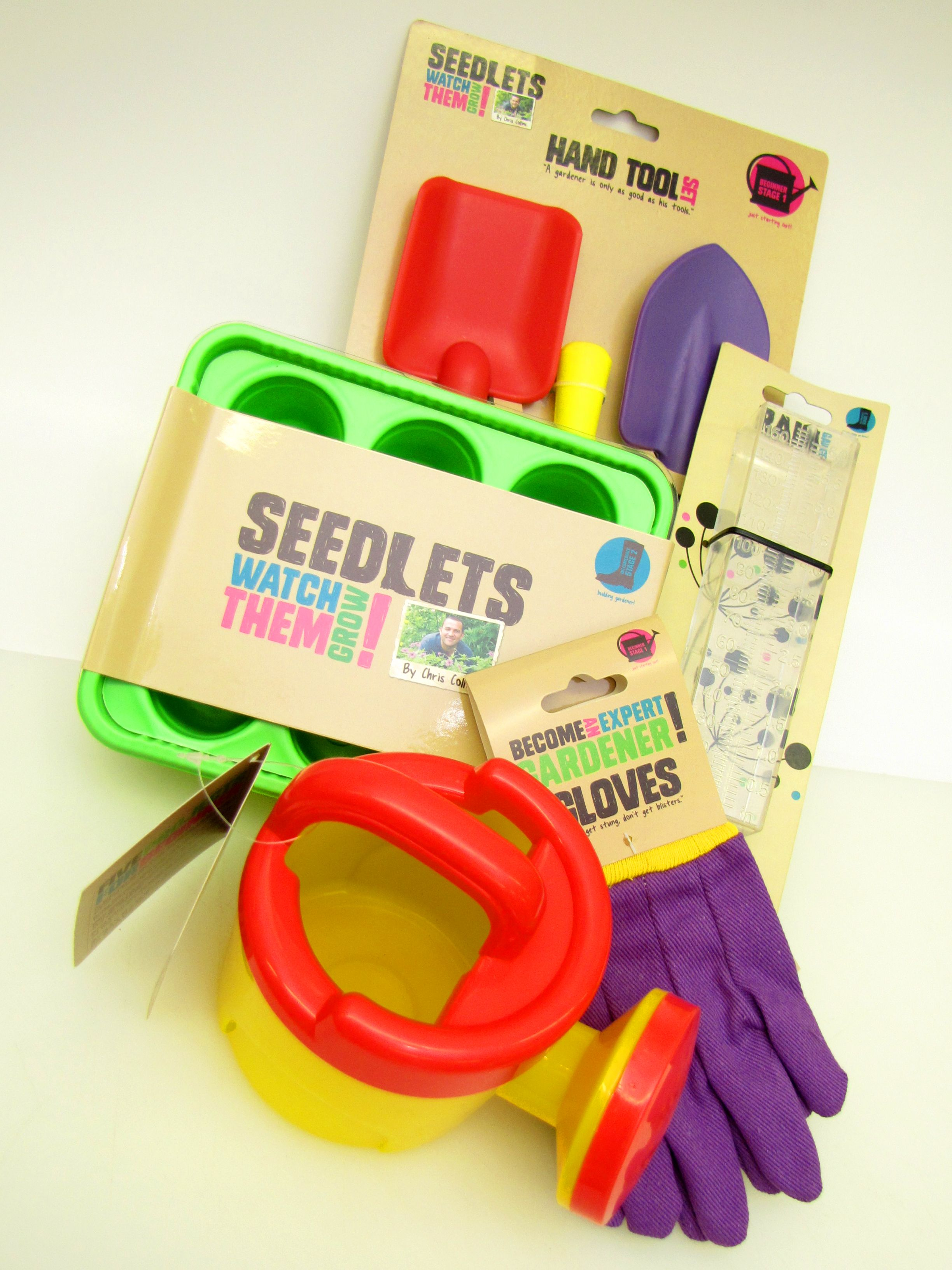 These handy gardening tools were prizes during our Great Garden Bake Off competition in July 2013!