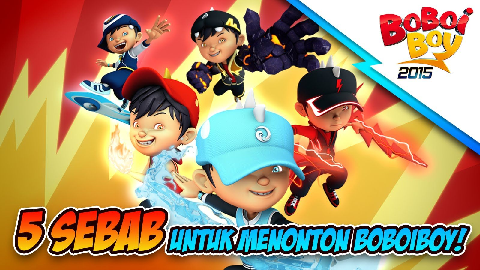 32 Gambar Boboiboy Galaxy The Movie 22
