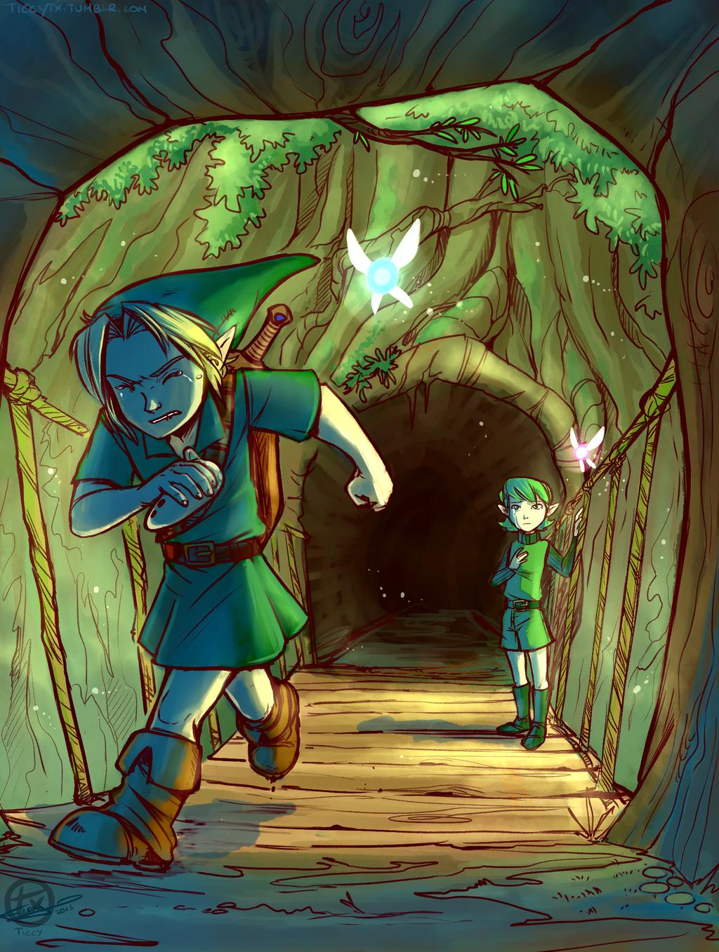 Zelda Spel