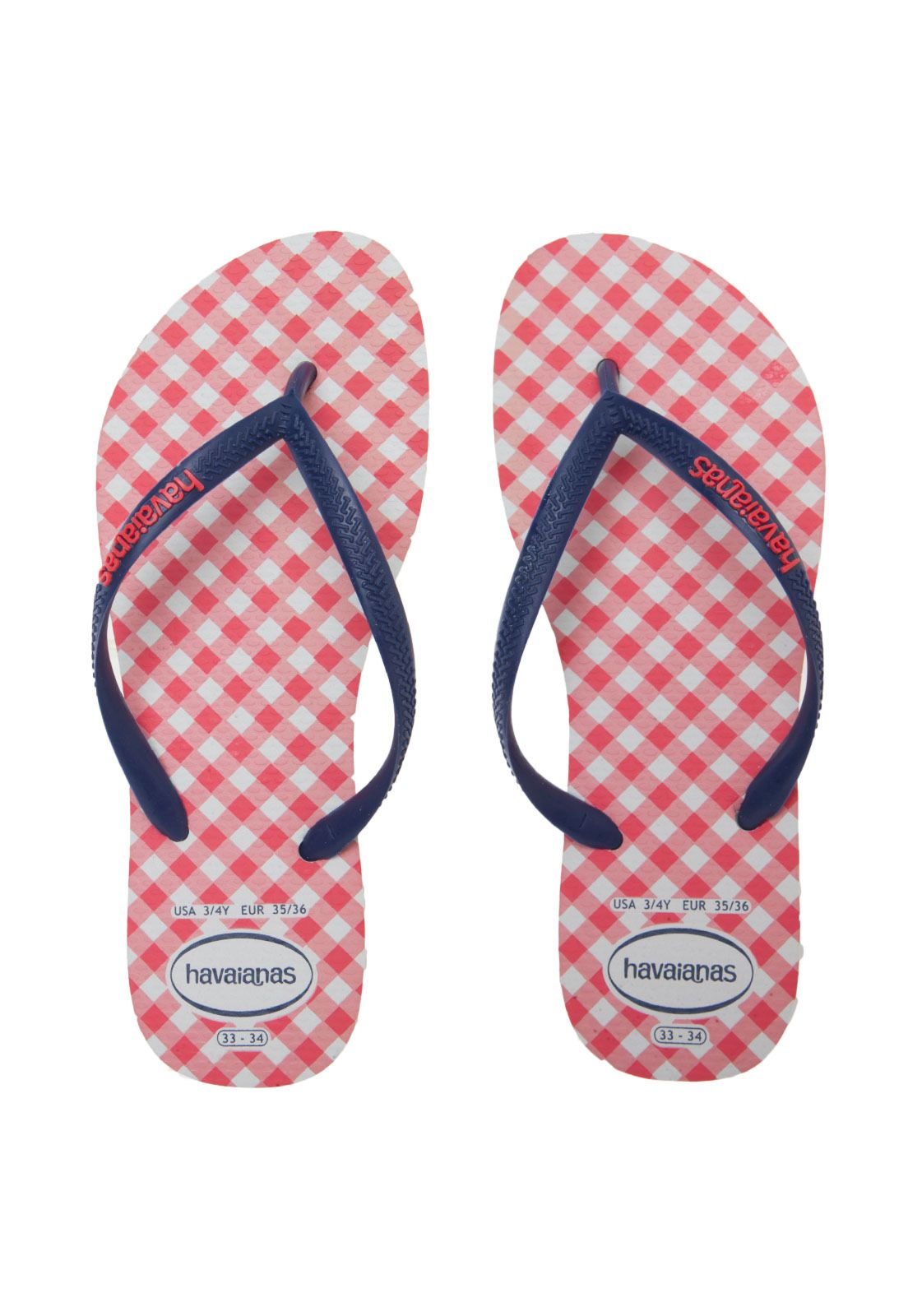 9311e9875 Sandália Havaianas Slim Retrô Branca   Flip Flops   Havaianas slim ...