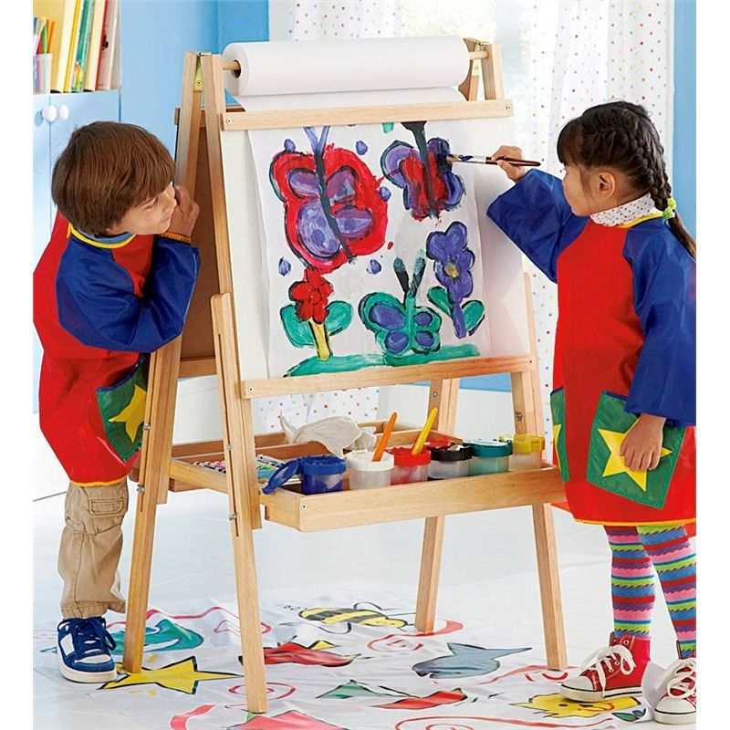 Grow With Me Adjustable Art Easel Art Easel Preschool