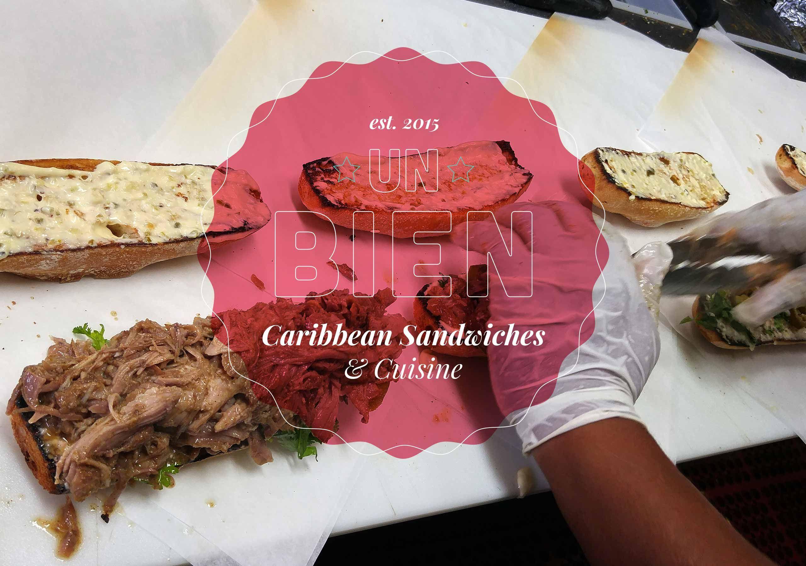 Ballard un bien caribbean sandwiches and cuisine same