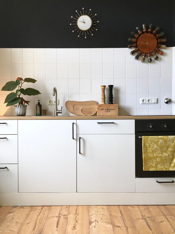 Jugendstilwohnung an der Nordsee ⚓  Küchen aktuell, Ordnung in