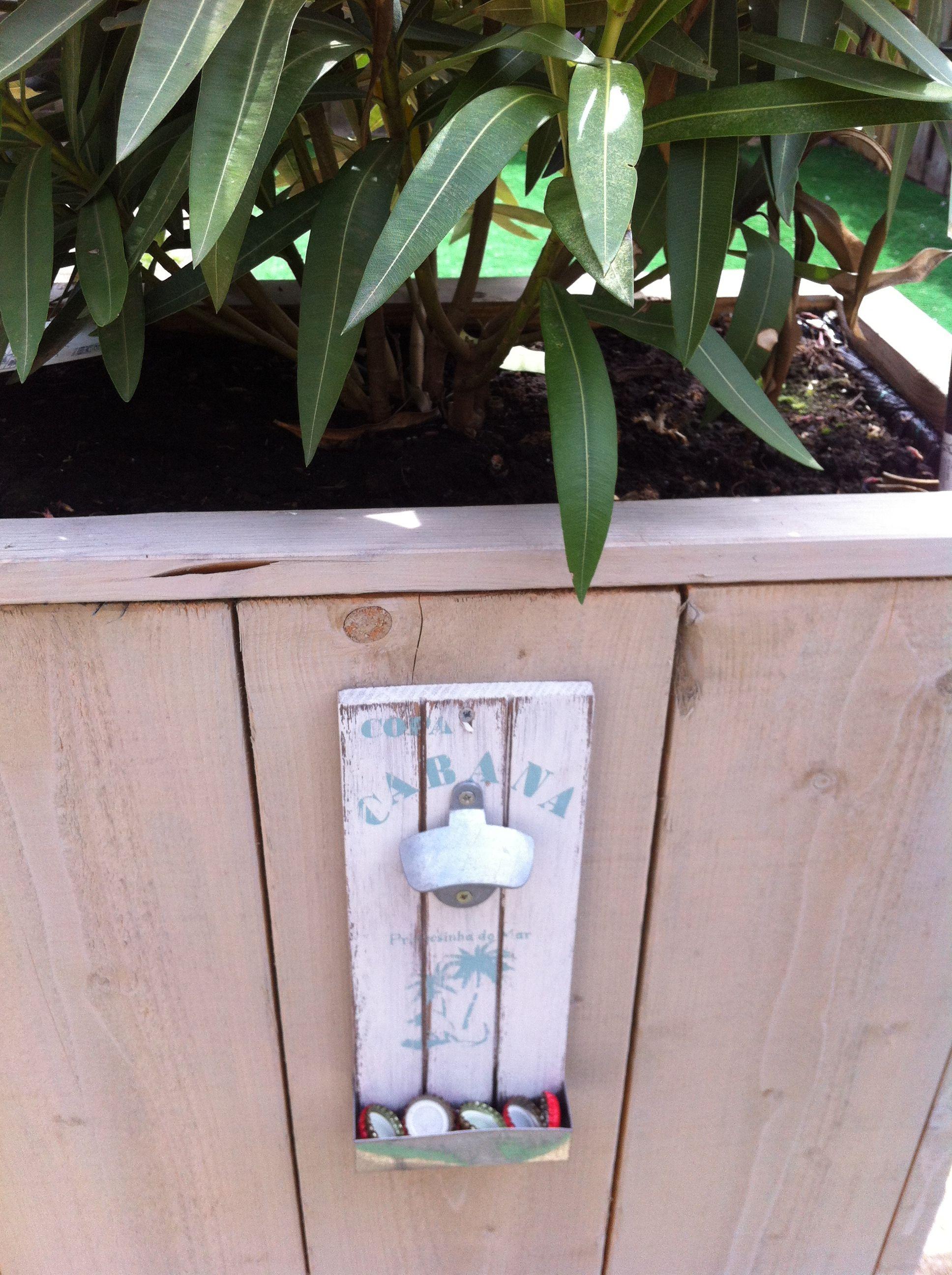 #bottle #opener #garden #outside #BBQ