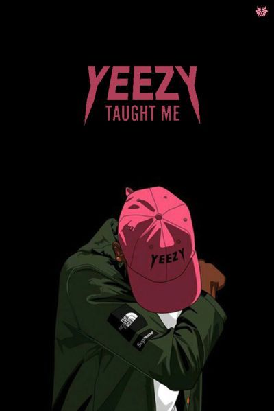 Pin By Musta On Yeezy Supreme Wallpaper Hipster Wallpaper Swag Wallpaper