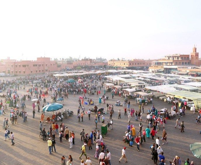 Marrakech City Guide #Marakkech #Cityguide #Gotripit #Travel #foodtravel #travelblogs