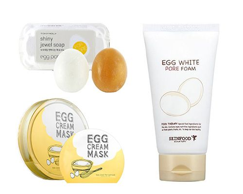 I've Been Washing My Face With Egg Whites—And My Pores Have Never Looked Better | allure.com