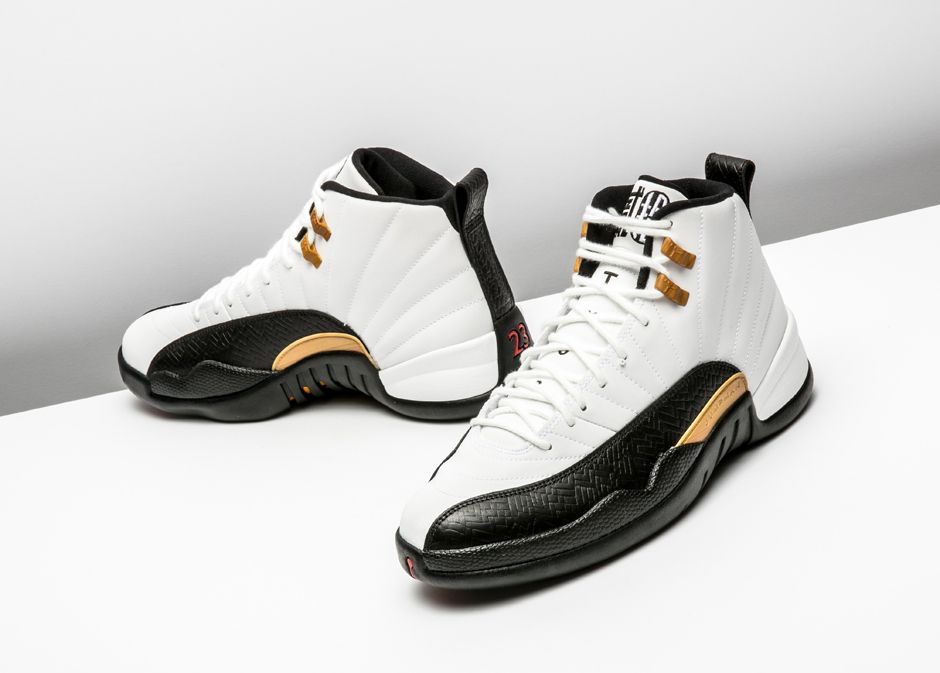 "online store baf5a 4302c Air Jordan 12 ""Chinese New Year"""