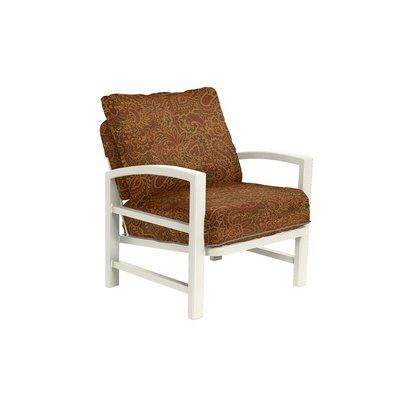 Tropitone Lakeside Patio Chair With Cushions Patio Chairs Commercial Patio Furniture Wood Patio Chairs