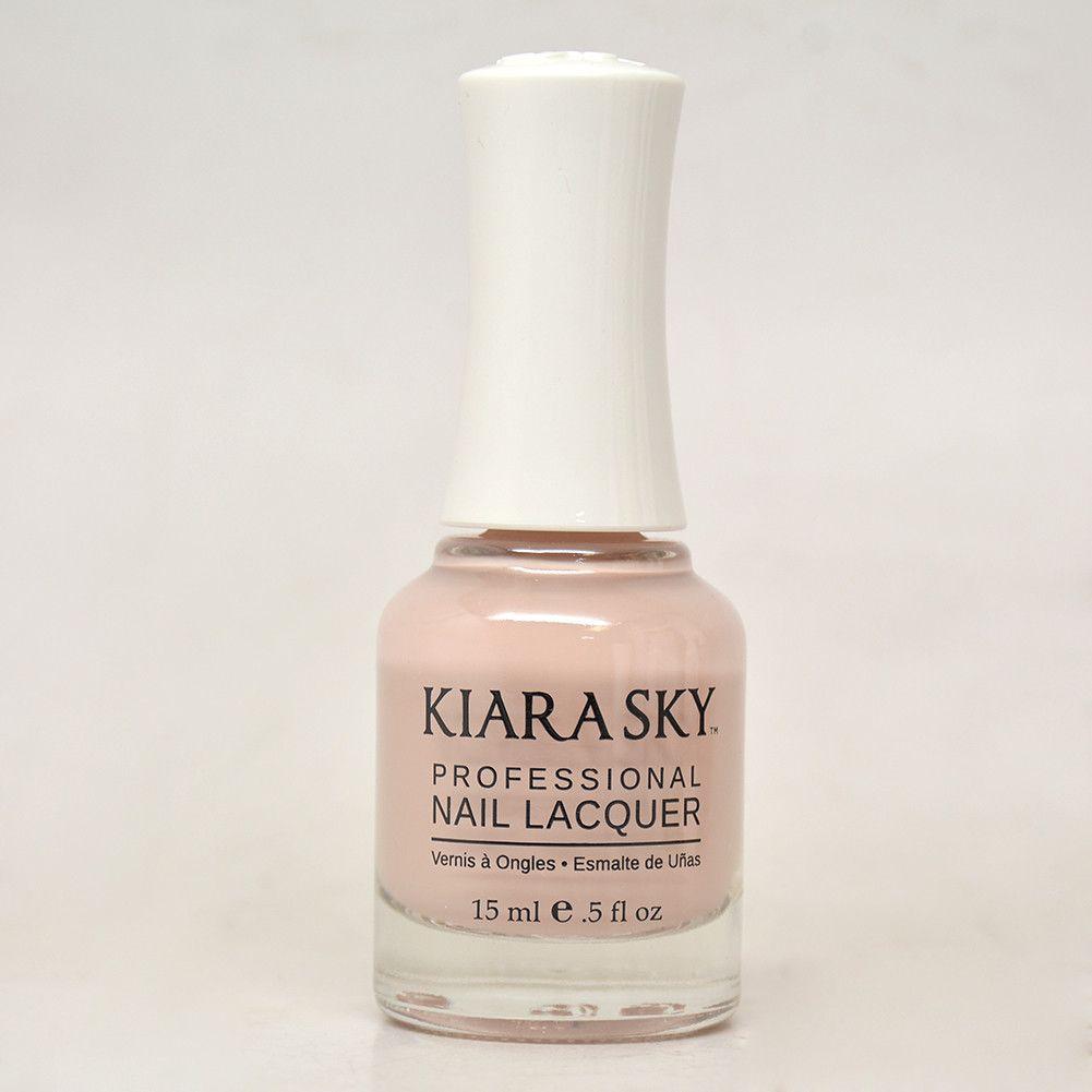 Kiara Sky Nail Polish Cheer Up Buttercup N559. Kiara Sky ...