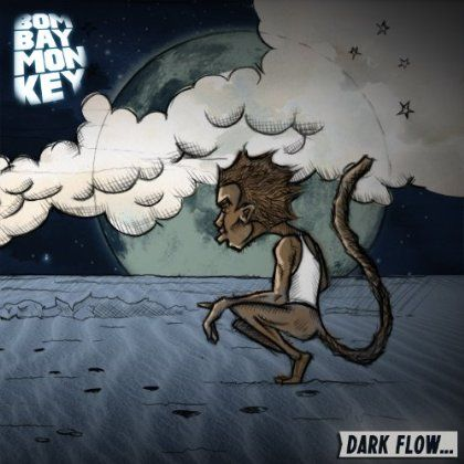 Bombay Monkey - Dark Flow, Red