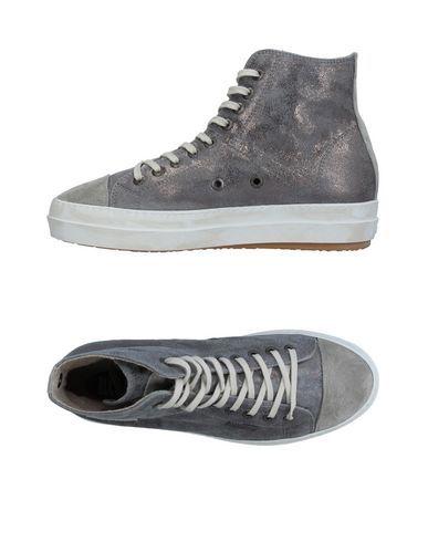 RUCO LINE Men's High-tops & sneakers Grey 10 US