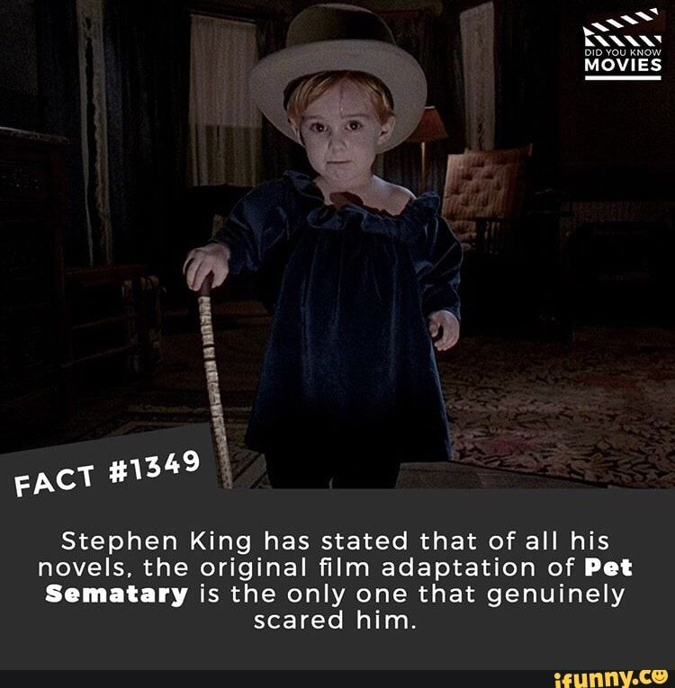 FACT Stephen King has stated that of all his novels. the