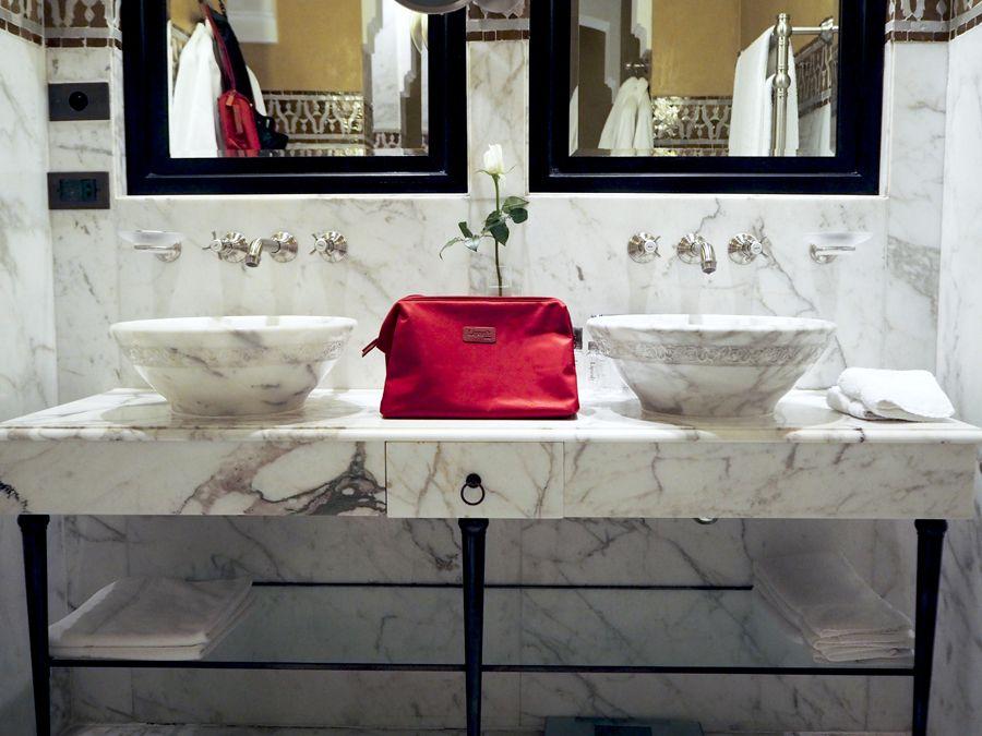 Celine Marks Toilet Kit Travel Style Lipault