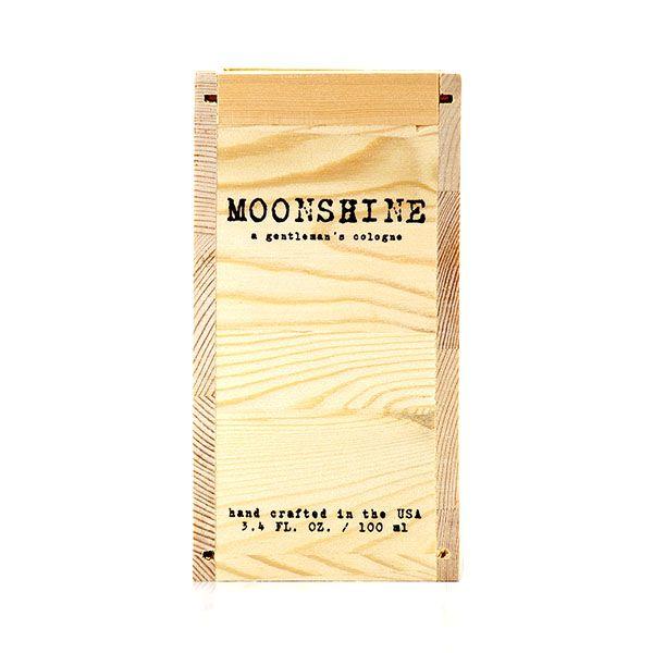 Moonshine, A Gentleman's Cologne // whitesmercantile.com