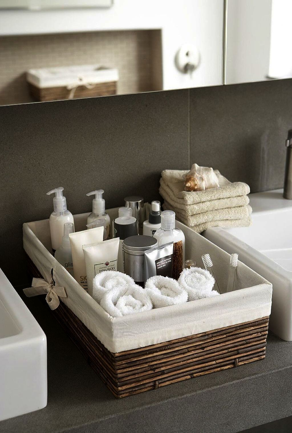 Awe Inspiring Black Bathroom Decor Pinterest Across Bathroom Vanities Caraccident5 Cool Chair Designs And Ideas Caraccident5Info