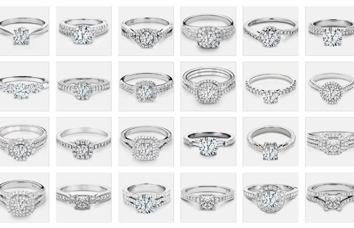 Design Your Own Engagement Ring Kimberfire Design Your Own Engagement Rings Engagement Rings Wedding Ring Designs