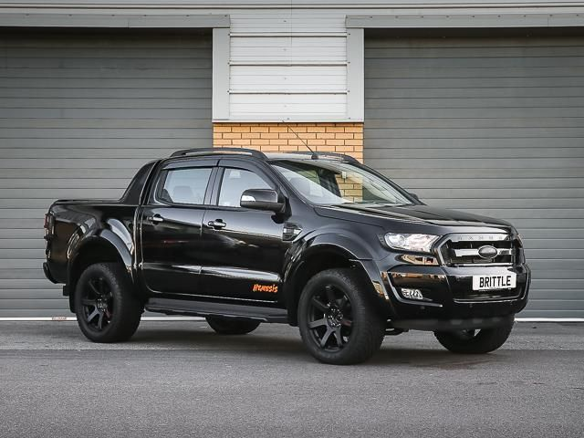 Used 2016 Ford Ranger for sale in Staffordshire from Brittle Motor Group. & Used 2016 Ford Ranger for sale in Staffordshire from Brittle Motor ... markmcfarlin.com