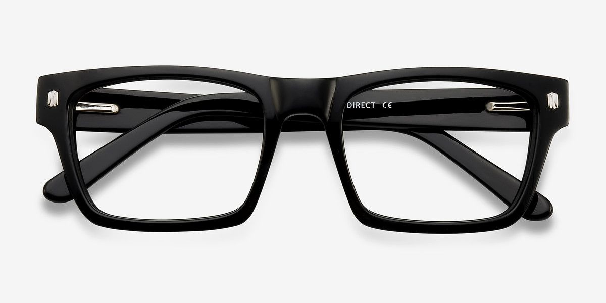 adc0b4ceb3e Mike Black Acetate Eyeglasses from EyeBuyDirect. Come and discover these  quality glasses at an affordable price. Find your style now with this frame.
