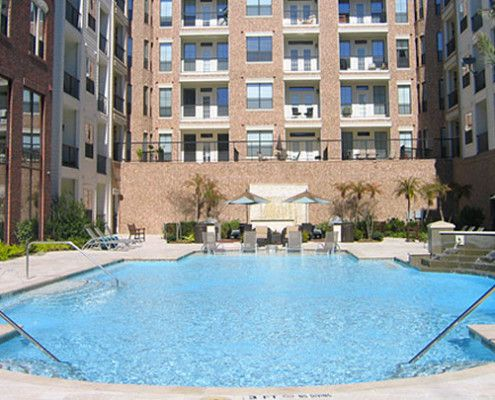 Great Houston Galleria Furnished Apartments San Felipe Corporate