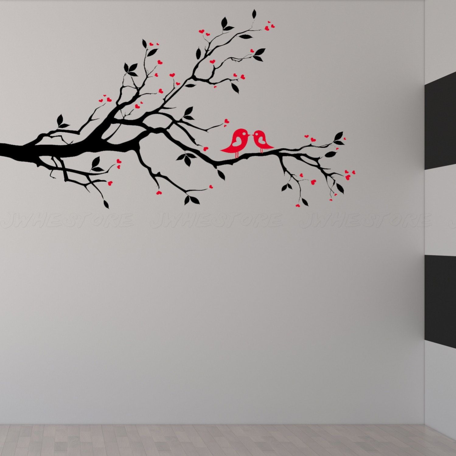 Cherry Tree Decal