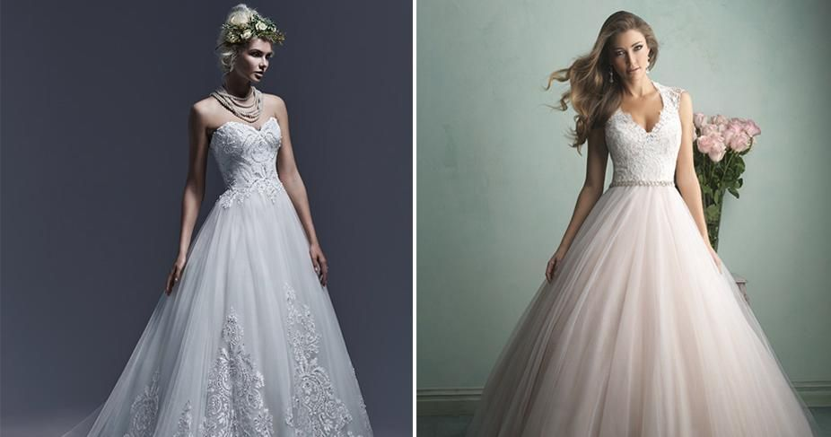 The Definitive Guide to Wedding Dress Silhouettes