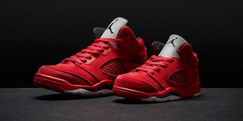 buy online eef3b 23250 OUT NOW! Take flight with the kids Jordan Air Jordan 5 ...