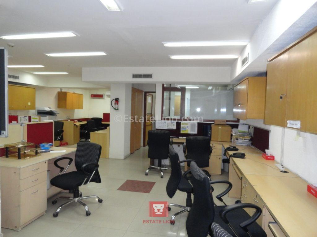 6000 Sq.ft. Fully Furnished Office for Rent near Hauz Khas