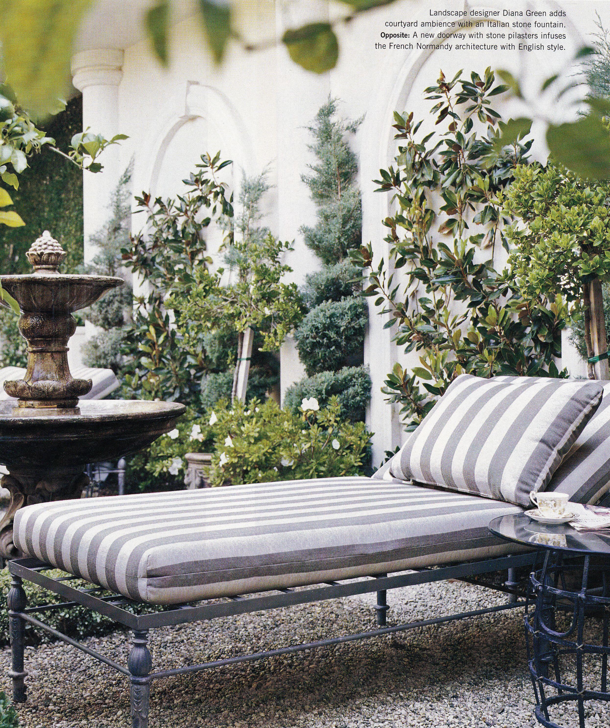 French Garden Design French Designer Garden Furniture Contemporary Landscape Design Modern Landscaping Landscape Design