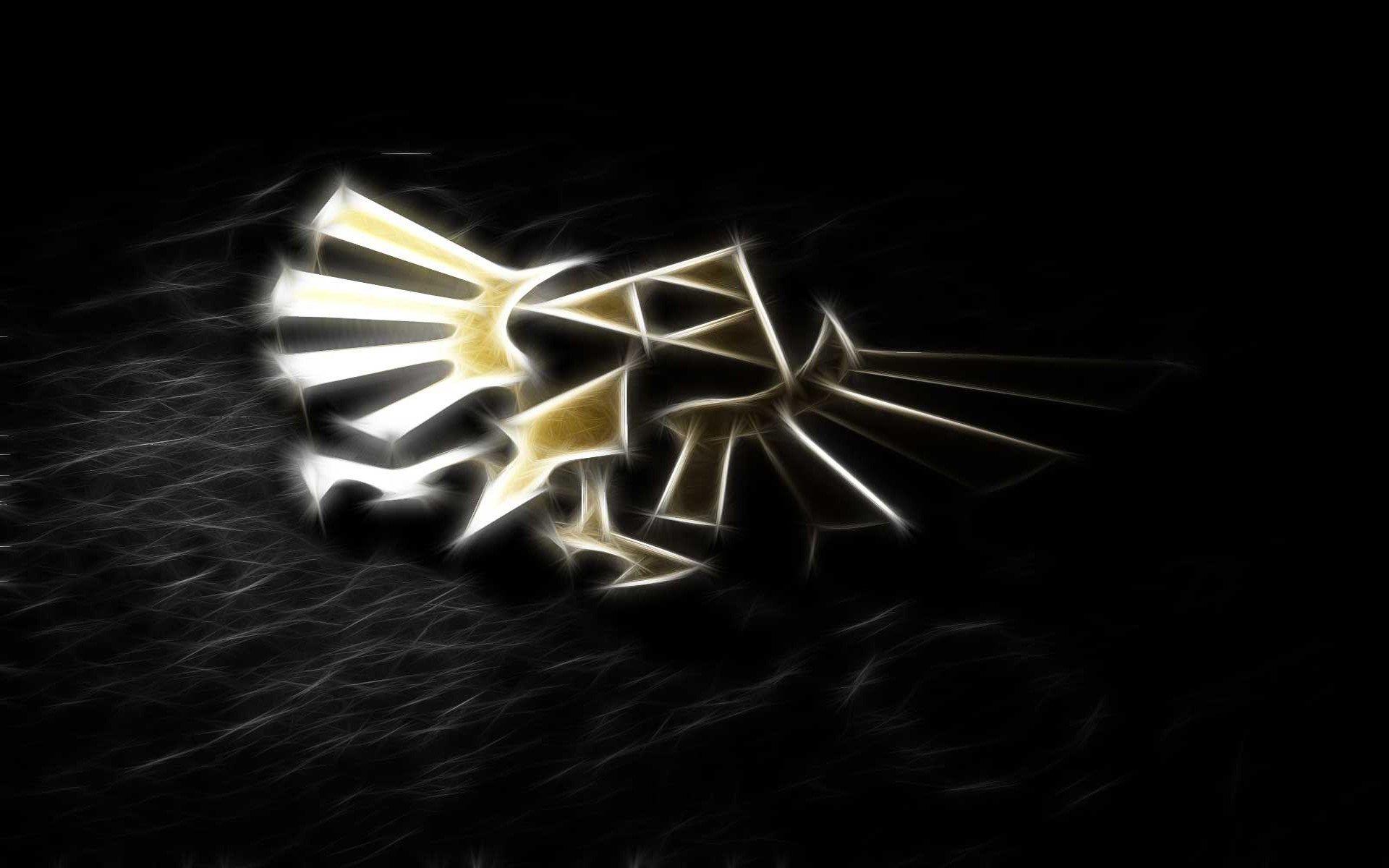 logo legend of zelda wallpaper hd ololoshenka Gold