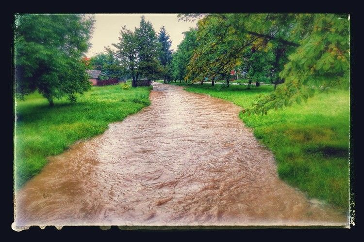 Povodeň 31. júla 2014