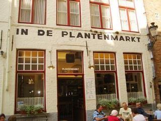 In De Plantenmarkt - Bruges