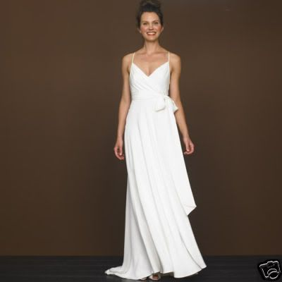 J Crew Goddess Wedding Dress