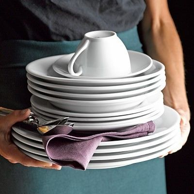 Apilco Tradition Porcelain Dinnerware Collection | Porcelain ...