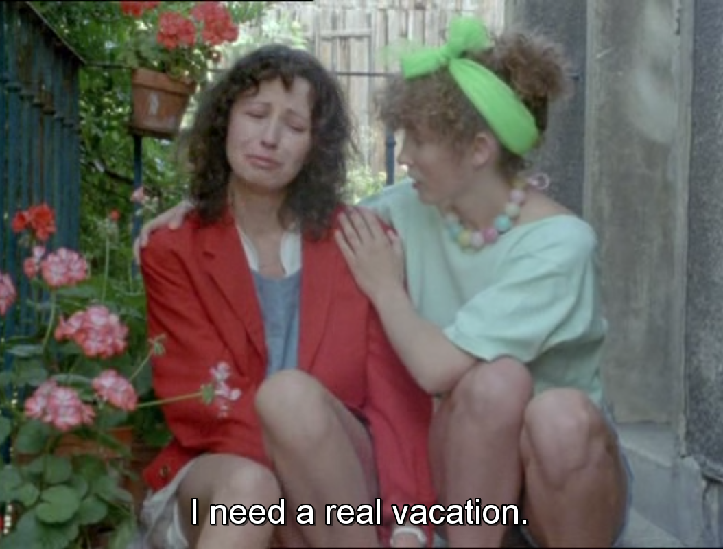 Image result for le rayon vert 1986